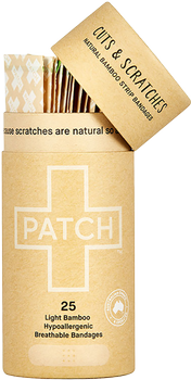 PATCH Pflaster Natural Nude Bamboo